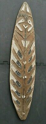 tribal Gope house board from Papua NEW GUINEA - OLD