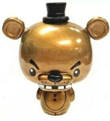 Metallic GOLD FREDDY Funko Pint Size Five Nights PSH FNAF