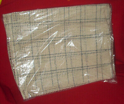 """New in Package MCG Textiles Graph N Latch Canvas 36"""" x 60"""""""