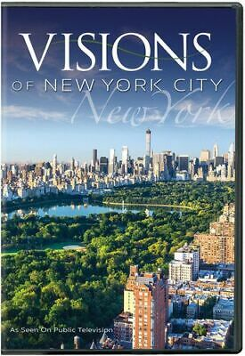Visions Of New York City New Dvd