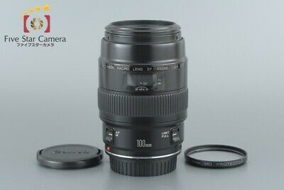 Excellent!! Canon EF 100mm f/2.8 MACRO