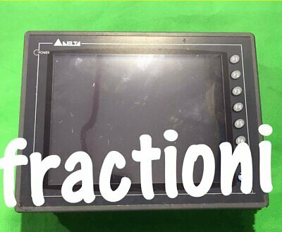 Used Delta HMI Touch Screen Panel DOP-AE10THTD1, 2-Year Warranty !