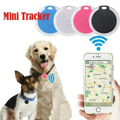BT Finder Pet Smart Mini GPS Tracker Anti-lost Tracker For Dog Cat Baby Safety