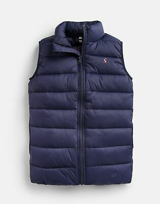 Joules 207185 Quilted Gilet Jacket in FRENCH NAVY