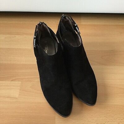 TAMARIS ANKLE BOOTS 38