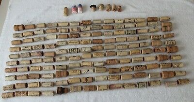 Used Wine Corks For Arts And Crafts – 141 Corks
