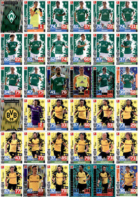Topps Match Attax 18/19 2019, Singles-Pick 46 - 81 to the Search