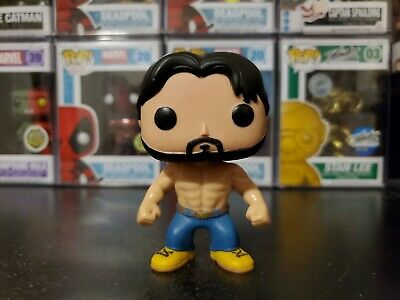 Funko Pop! True Blood Alcide Herveaux #131 OOB Out of Box Loose Vinyl Figure
