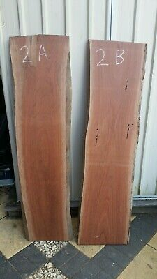 Red Mahogany woodworking, box making craft timber 380mm x 24mm x 1400mm