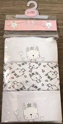 Girls 3 Pack Caticorn Vests Age 6-7 Years Old Unicorn Present Back To School