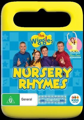 The Wiggles: Nursery Rhymes NEW DVD (Region 4 Australia)