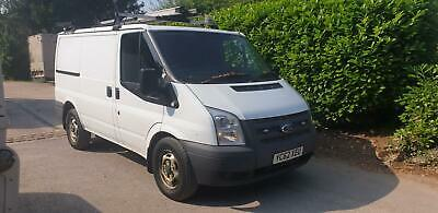 2013 Ford Transit 4x4 / 4WD/ AWD SWB Low Roof Van Twin Side Loading Doors