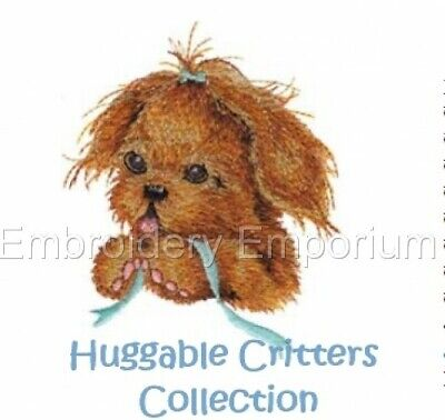 Huggable Critters Collection - Machine Embroidery Designs On Cd Or Usb