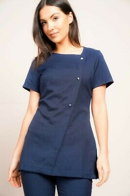 La Beeby Beau Tunic Light Navy Size UK 12 Brand New with Tags