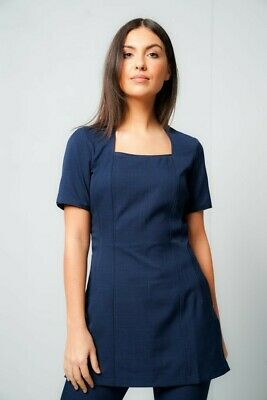 La Beeby Juliette Tunic Light Navy Size UK 12 Brand New with Tags