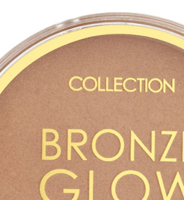 Collection Bronze Glow Shimmering Powder | Light | Enriched with Silk