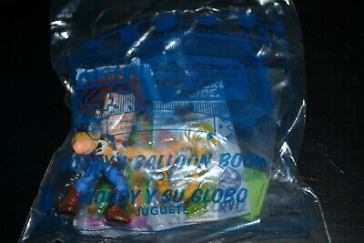 NEW McDonalds Happy Meal Toy 2019 TOY STORY 4  #5 Woody's Balloon Boom