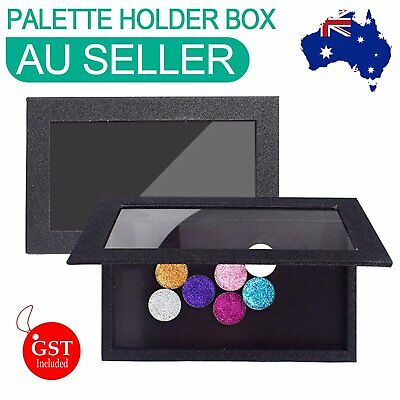 DIY Empty Magnetic Cosmetic Palette Holder Box for Eyeshadow Blush Powder Makeup