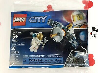 Zabawki konstrukcyjne Zabawki konstrukcyjne LEGO Lego 30365 Satellite Brand Lego City New Factory Sealed And Next Day Shipping **