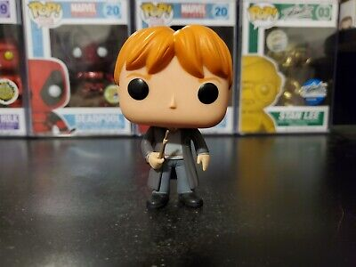 Funko Pop! Harry Potter Ron Weasley #02 OOB Out of Box Loose Vinyl Figure