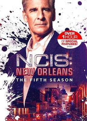 Ncis: New Orleans: The Fifth Season New Dvd