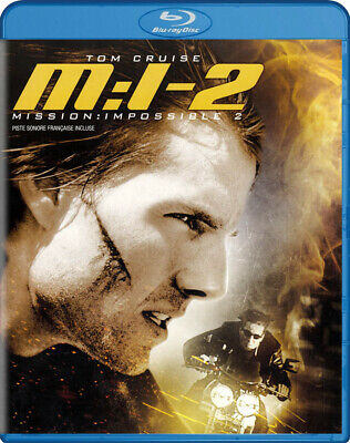 Mission Impossible 2 (Blu-Ray) (Bilingue) (ca Neuf Bleu