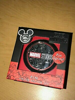 D23 Expo 2019 Marvel Studios Backstage Pin Limited Edition 200