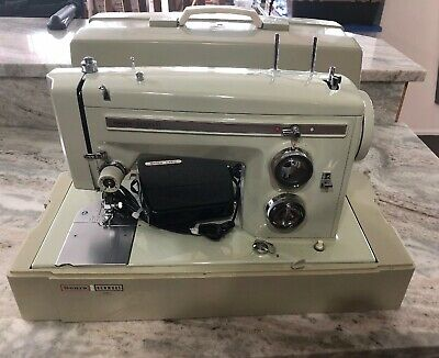 Sears Kenmore Seeing Machine 158.14002-TESTED RARE VINTAGE COLLECTIBLE ANTIQUE