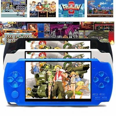 4.3'' Portable Handheld Video Game Console 32 Bit Built In 1000+Game Kids Player