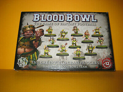Games Workshop - Blood Bowl - The Greenfield Grasshuggers