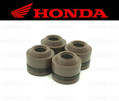 Set of (4) Intake & Exhaust Valve Stem Seals Honda NSS300 Forza 2014-2016