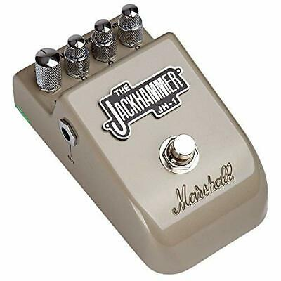 Marshall Jackhammer JH1 Ultra Gain Overdrive Distortion Pedal 10024 Japan New