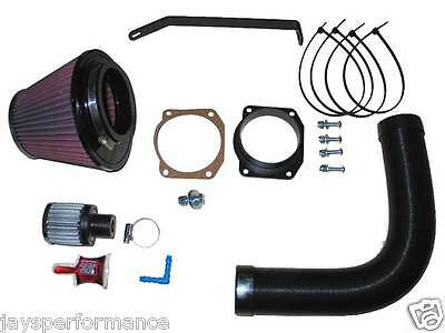KN AIR INTAKE KIT (57-0601) 57i INDUCTION HIGH FLOW