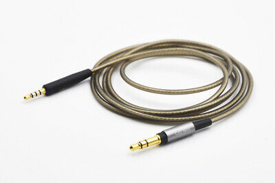 Silver Plated Audio Cable For JBL EVEREST 310GA 710GA Wireless Headphones
