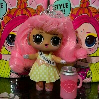 LOL Lol Surprise Doll PROM PRINCESS Hairgoals Makeover Series Wave 2 New