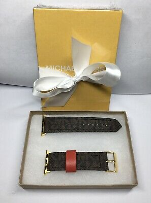 Apple Watch MK Band Luxury Band  38mm 40mm Gucci Gold Watch Band LV Chanel
