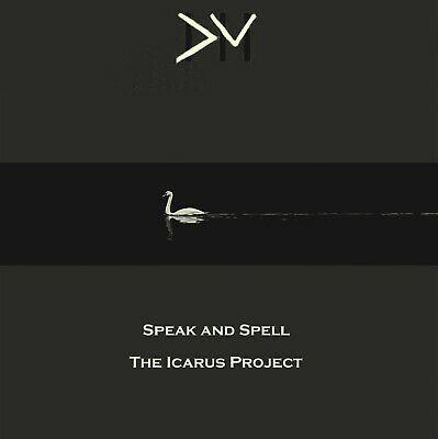 Depeche Mode - Speak And Spell - The Icarus Project - Remix CD