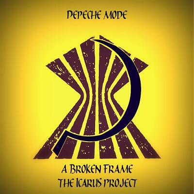 Depeche Mode - A Broken Frame - The Icarus Project - Remix CD