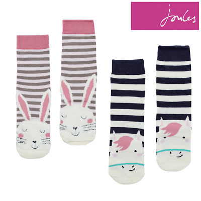 Joules Neat Feet Childrens Character Socks