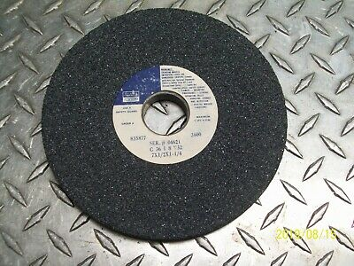 """Bay State 8/"""" x 1//2/"""" x 1-1//4/"""" arbor  Grinding Wheel NEW"""