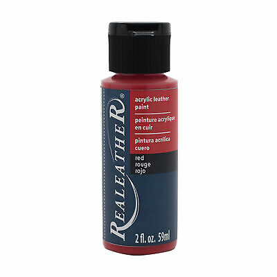 Acrylic Leather Paint - Red