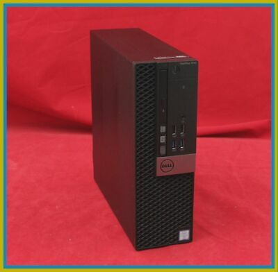 Dell Optiplex 7040 Intel Core I7 6700- 3.4Ghz 8Gb 256Gb Ssd Dvdrw Win10 Pro Hdmi