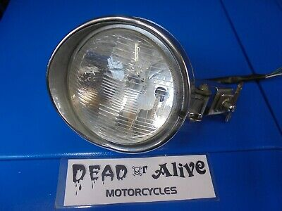 Direct Bikes Db125T-10 / Jl125T-10  (2010)     Headlight