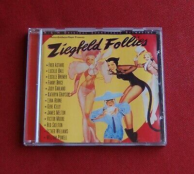 Ziegfeld Follies - MGM Original Motion Picture Soundtrack Recording - OST CD OOP