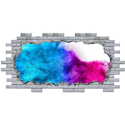 Details about  /Abstract Art Wire frame Mesh Purple Smashed Wall Art Print Vinyl Sticker AE528