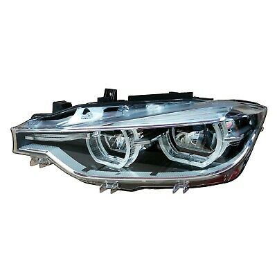 Bmw F30 Left Driver Side Full Led Headlight Complete 318 320 325 328M 330 335