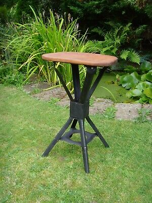 Industrial Stool By Evertaut Seating / Salvage Hunter / Stools Breakfast Bars