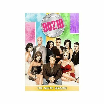Beverly Hills 90210: Season Nine, New DVDs