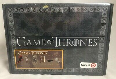 CultureFly Game Of Thrones Collectors Box Mystery Item Socks Iron Throne Pin Set