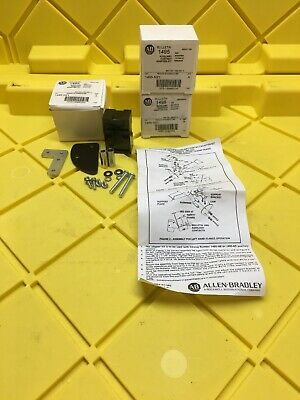 Lot Of 3 Allen Bradley 1495-N21 Auxiliary Contact Adapter Kit, New